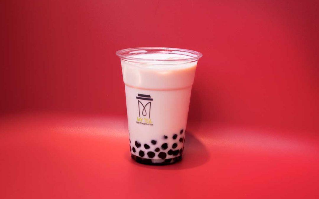 Boba o tapioca: La génesis de bubble tea